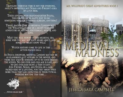 Medieval Madness by Jessica Campbell https://twitter.com/loisjvlane