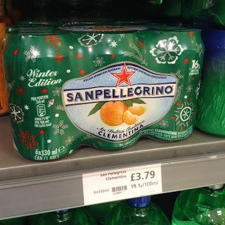 San Pellegrino Clementine Winter Edition