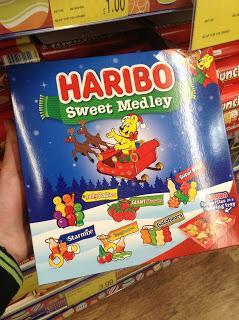Haribo Sweet Medley Selection Box