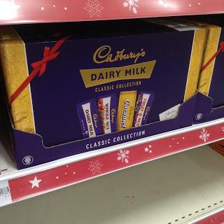 Cadbury's Dairy Milk Classic Collection