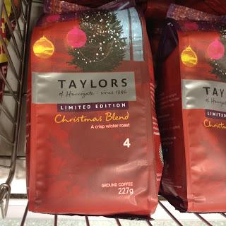 Taylor's of Harrogate Limited Edition Christmas Blend