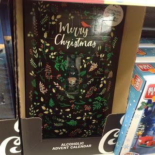 Bailey's Alcoholic Advent Calendar (Iceland)