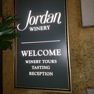 Jordan Winery - Taking Hospitality to the Next Level