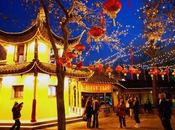 Year's Celebrations: Hanshan Temple Bell Ringing Festival
