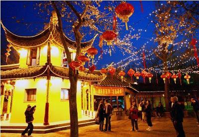 New Year's Celebrations: Hanshan Temple Bell Ringing Festival