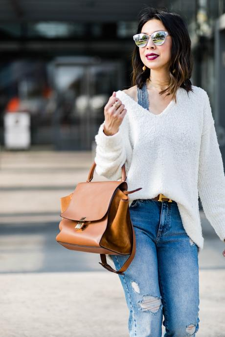 Chic at Every Age // Oversized Sweater