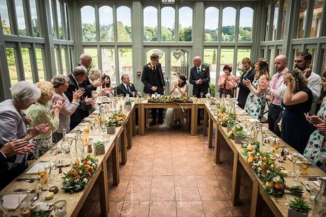 Burley Manor Wedding Photographers