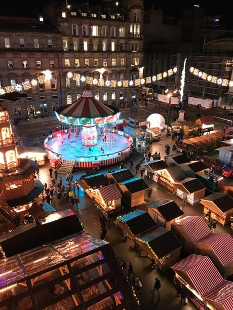 Visiting Glasgow's Christmas Markets