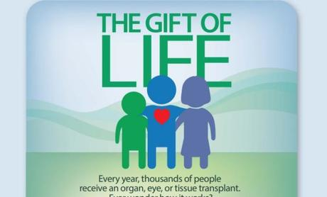 Be A Hero. Be an Organ Donor
