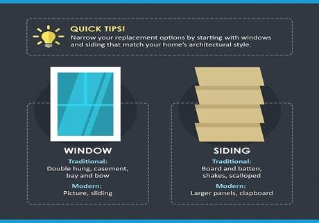 How to Improve Curb Appeal with Windows and Siding
