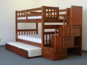 Best Bunk Beds with Stairs | Wooden Bunk Beds with Stairs