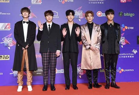 The Best Dressed Men from the 2017 Mnet Asian Music Awards – Day 3: Hong Kong