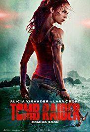 2018 Anticipated Film #2 Tomb Raider