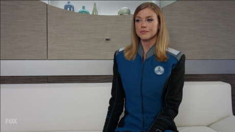 """The Orville Falls a Bit Flat in """"New Dimensions"""""""