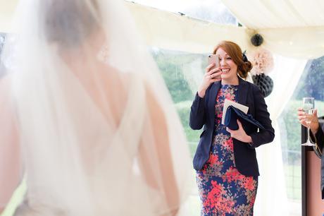 York Wedding photographers guest photo