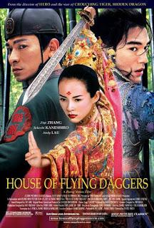 #2,473. House of Flying Daggers  (2004)