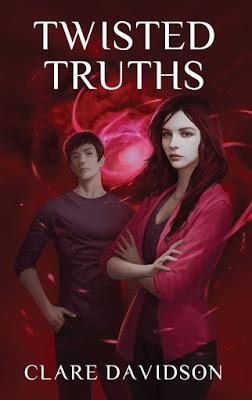 Twisted Truths by Clare Davidson