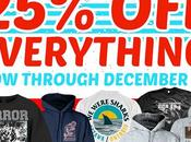 Save Days VictoryMerch.com Sale –25% Everything