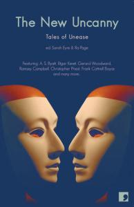Short Stories Challenge 2017 – Seeing Double by Sara Maitland from the collection The New Uncanny: Tales Of Unease edited by Sarah Eyre and Ra Page.