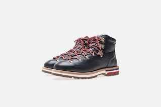 The Cool Cold Weather Collabo:  Kith X Moncler Peak Mountain Boot