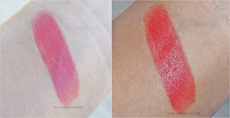 RIMMEL Lasting Finish Matte by Kate Moss in #111 #KissOfLife Review, Swatches
