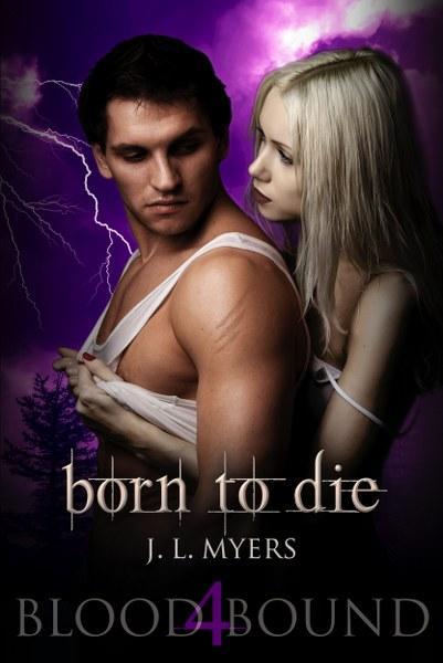 Blood Bound Series by J.L. Meyers