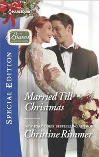 Married Till Christmas by Christine Rimmer- Feature and Review
