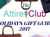 Attire Club 2017 Holidays Gift Guide