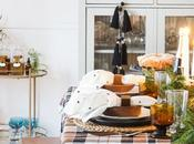 Perfectly Plaid Holiday Table