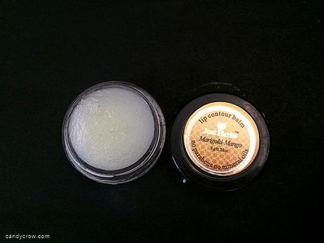 Just Herbs Marigold Mango Lip Balm Review