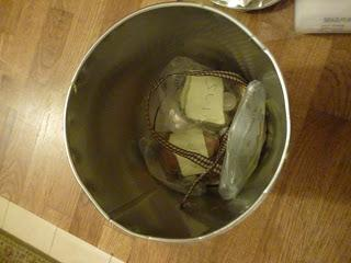 Emptying the Sealed Pot
