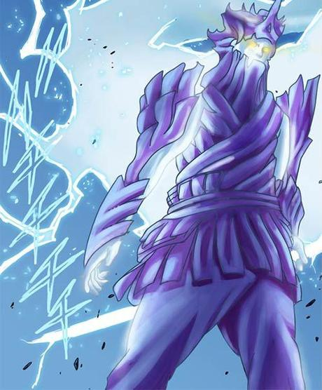 Ninja with Chakra reserves which equal the Tailed-Beast's Chakra