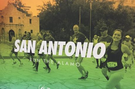 Rock'n'Roll San Antonio Half Marathon Race Recap