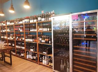 FOOD Wide variety of fine wines and good food for the foodie @ Wine Bonanza