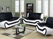 Living Room Leather Furniture Sets Popularly