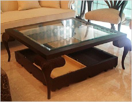 living room center table designs