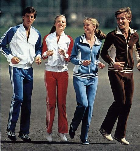 Flashback Friday to 1980's Men's Fashion