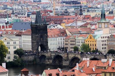Prague 3: Prague Castle Area   [Sky Watch Friday]