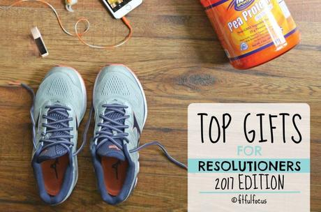 Top Gifts for Resolutioners, 2017 Edition