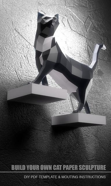 Hp Papercraft