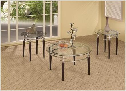 glass living room table sets end table sets for living room 96dc323dc62f0bd6