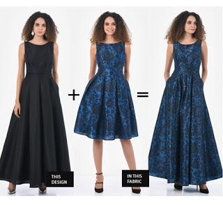 Customize Your Dress Just the Way You Want It at eShakti!