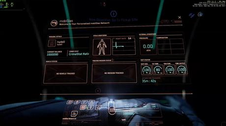 Star Citizen - #WeHateMobiGlas - design an immersive gaming interface, not this thing.