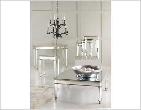 hooker 500 50 781 mirrored nest of tables