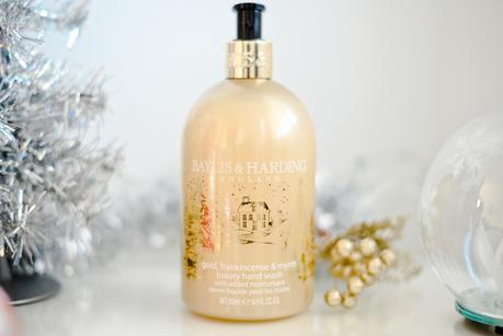 baylis & harding christmas hand soap,
