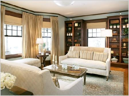 decorating ideas for a traditional living room