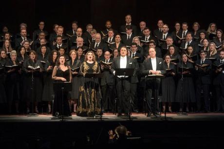 'Quid Sum Miser' — Verdi's 'Requiem' and the End of a Met Opera Career