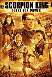 Franchise Weekend – The Scorpion King: Quest for Power (2015)
