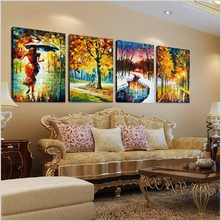 imitation oil painting frame painting modern minimalist living room bedroom living room decorative painting painting murals paintings prints restaurant yrxonnsmlmm