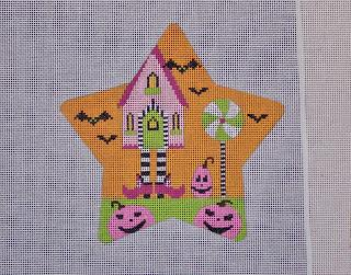 Spooky Star Stitched!
